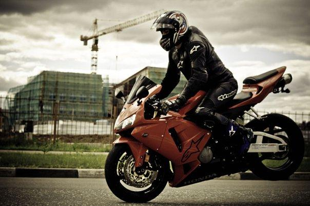 Sportbiker фотография
