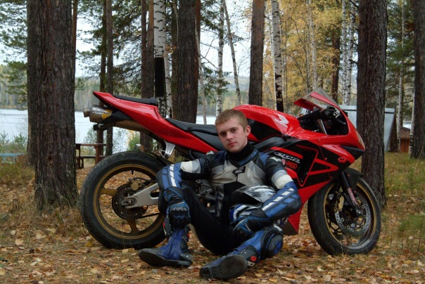crazybiker фотография